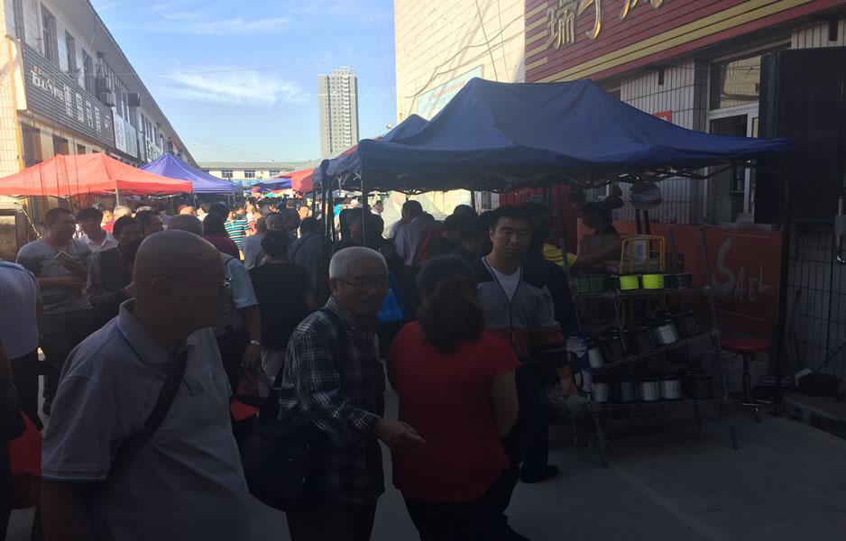 大厂渔具城2015年第六次(第97届)渔具展销会实况图集_图(15)