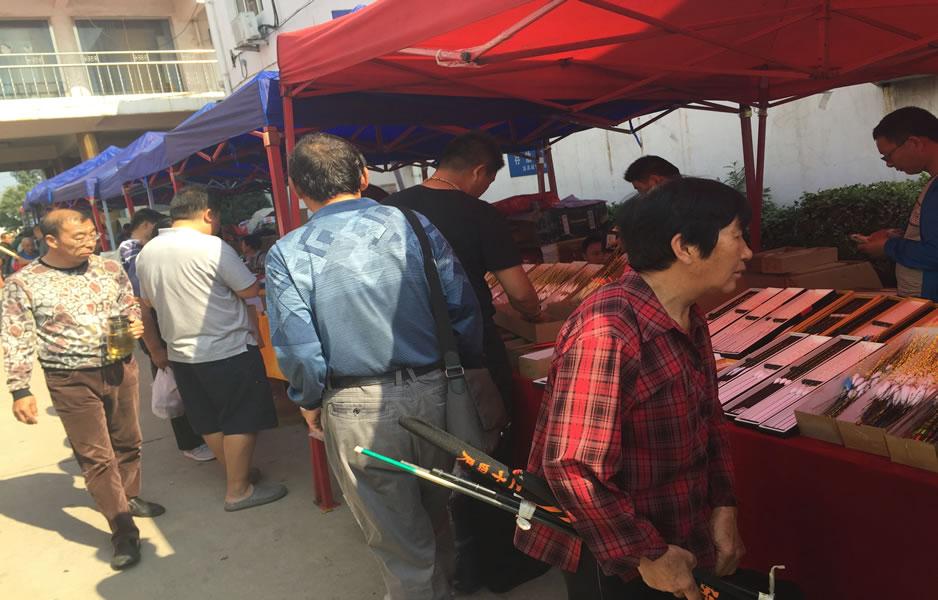 大厂渔具城2015年第六次(第97届)渔具展销会实况图集_图(18)